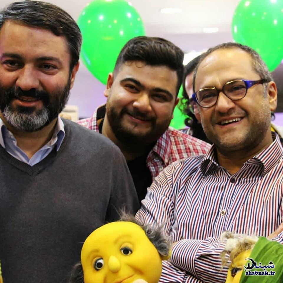بیوگرافی سید علی احمدی تهیه کننده خندوانه