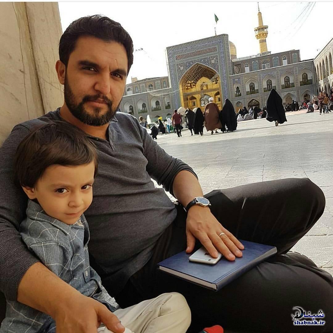 بیوگرافی حمید علیمی و همسرش