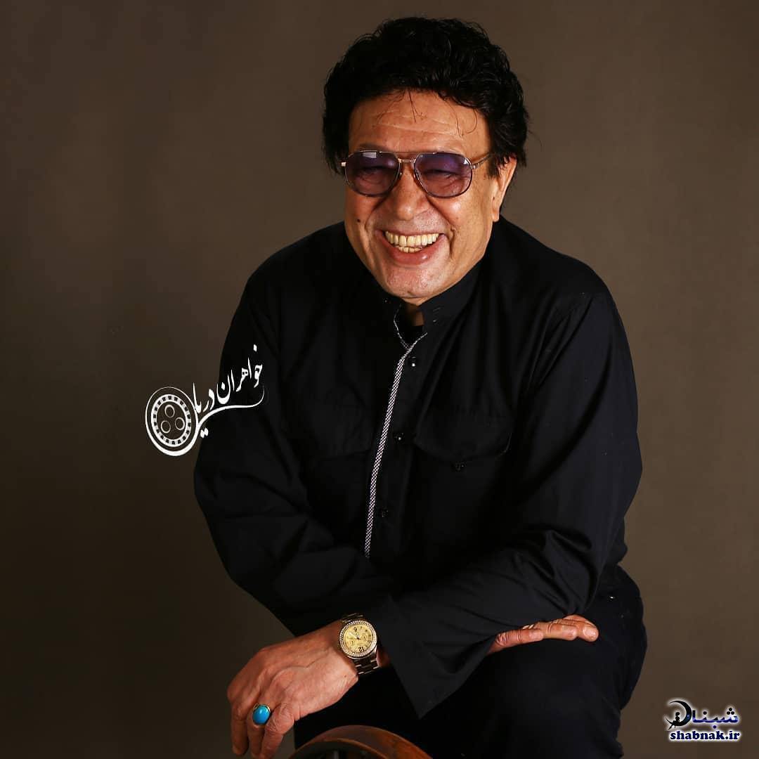 بیوگرافی حسین عرفانی