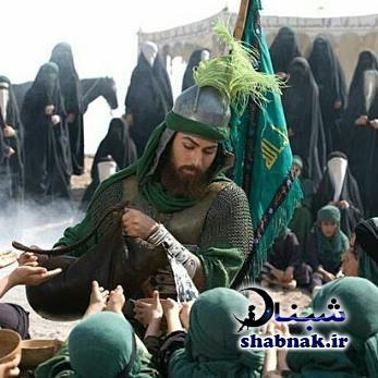 عکس های کاوه فتوحی بازیگر نقش حضرت عباس ع