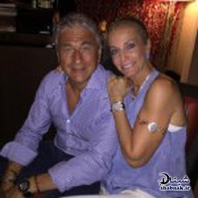بیوگرافی مایکل لطیفی و همسرش