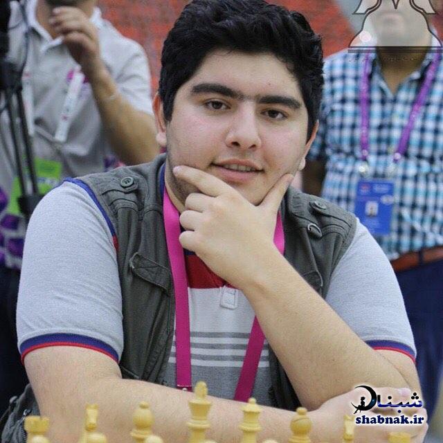 بیوگرافی پرهام مقصودلو شطرنج باز