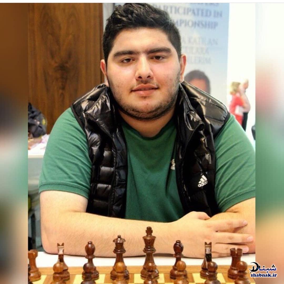 بیوگرافی پرهام مقصودلو شطرنج