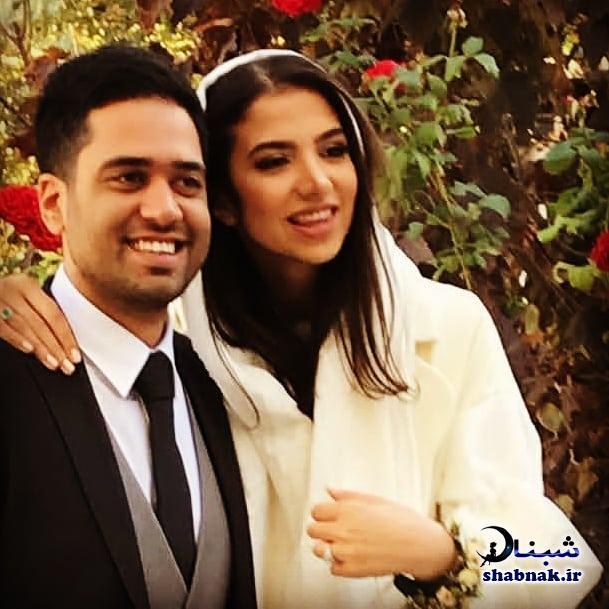 بیوگرافی اردشیر احمدی و همسرش سارا خادم الشریعه