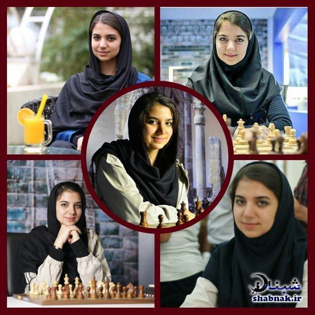 بیوگرافی سارا خادم الشریعه همسر اردشیر احمدی