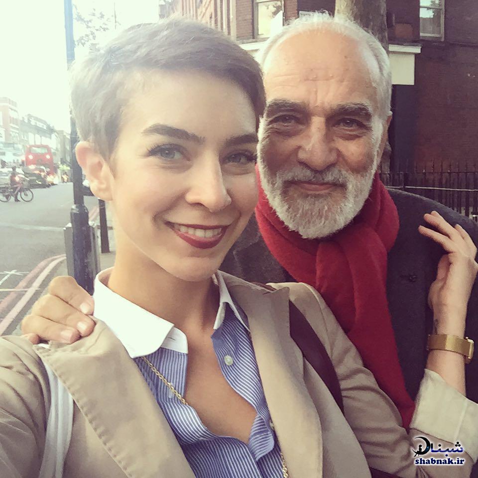 بیوگرافی آیدین آغداشلو و همسرش