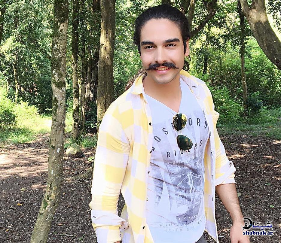 بیوگرافی و اینستاگرام بردیا صابری خواننده