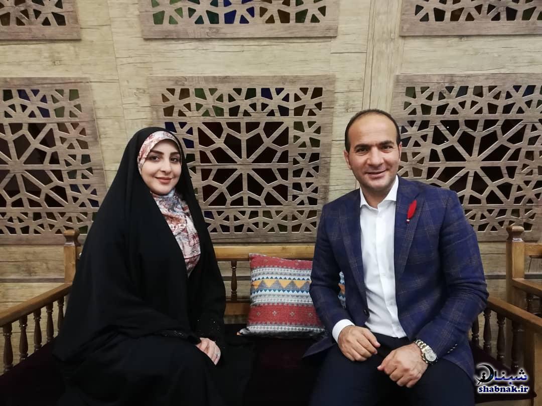 بیوگرافی حسن ریوندی و مریم بشیر
