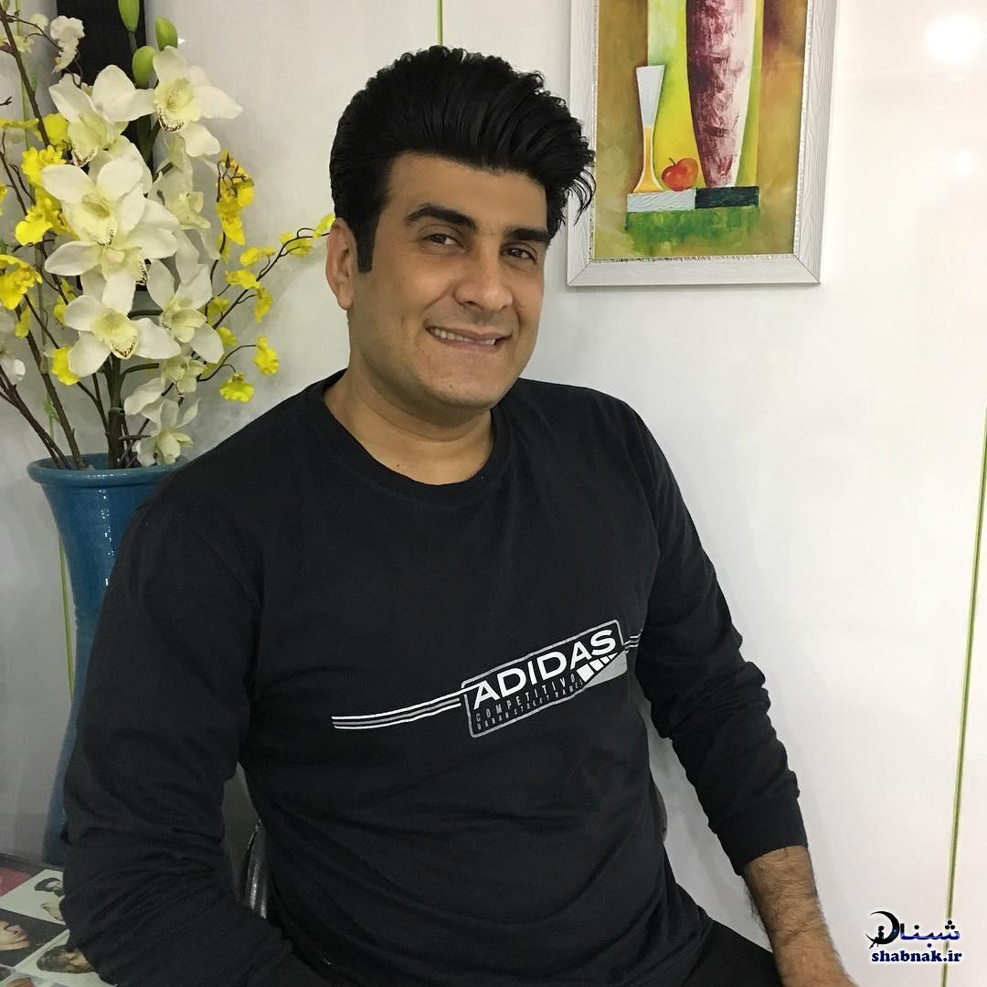 بیوگرافی و عکس های حسین صفامنش خواننده