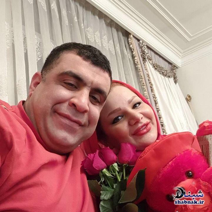 بیوگرافی مهدی عبدالوند و همسرش
