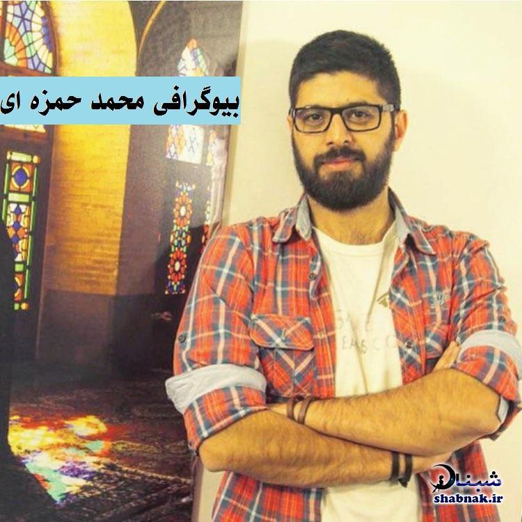 بیوگرافی محمد حمزه ای