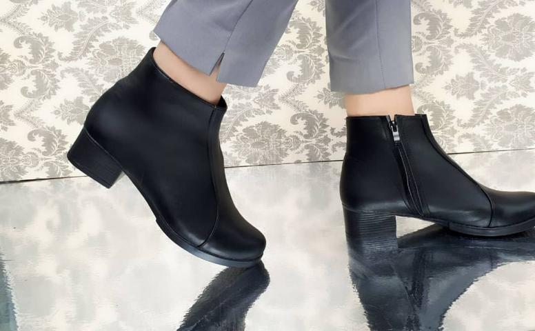عکس از کفش نیم بوت,مدلهای جدید بوت و نیم بوت زنانه