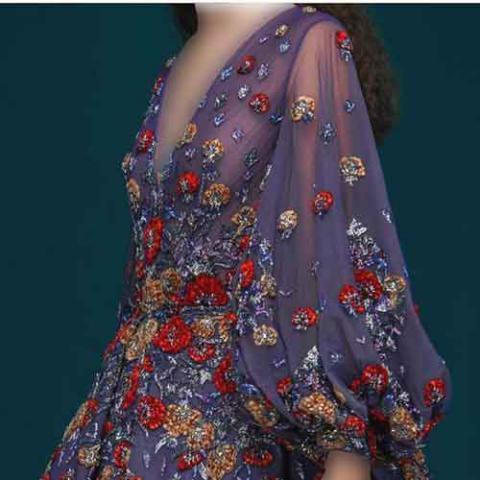 عکس جدیدترین لباس مجلسی ترک 2019 | عکس جدیدترین لباس مجلسی زنانه 2019