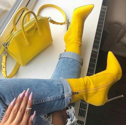 طرح های جدید از مدل کفش مجلسی پاشنه بلند 2019 مخصوص خانم های قرتی