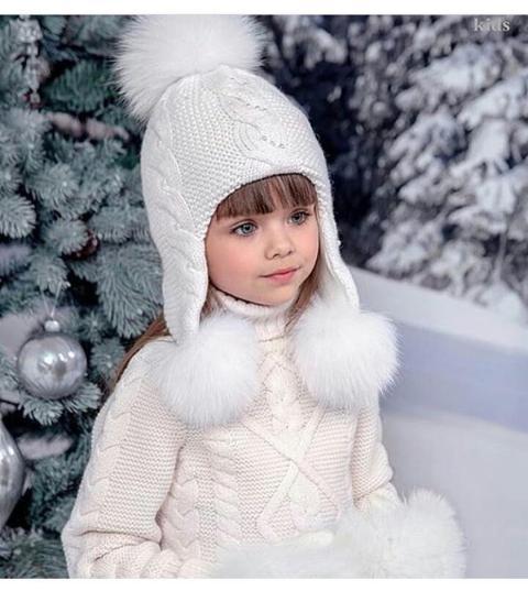عکس کلاه بافتنی بچه گانه پسرانه 2019 - 1398 | عکسهای کلاه بافتنی بچه گانه 2019 - 1398