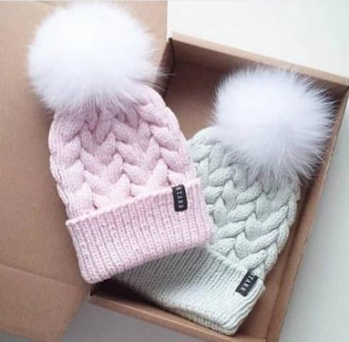 مدل کلاه بافتنی بچه گانه دخترانه با قلاب 2019 - 1398 | مدل کلاه بافتنی بچه گانه 2019 - 1398