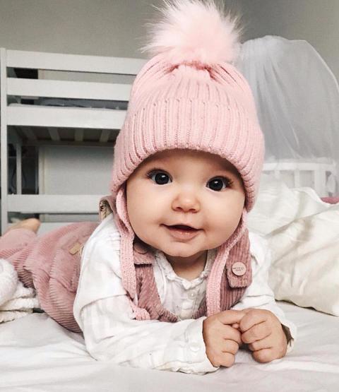 مدل کلاه بافتنی بچه گانه پسر 2019 - 1398 | مدل کلاه بافتنی بچه گانه 2019 - 1398