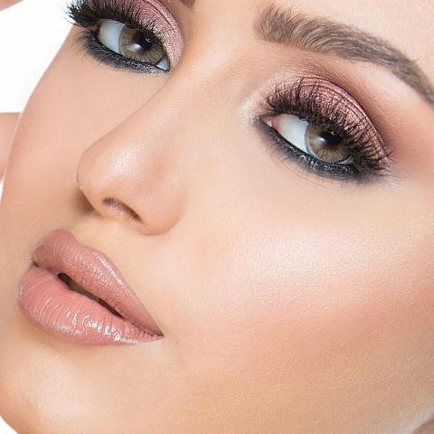 مدل آرایش عروس ایرانی جدید 2019, مدل آرایش عروس 98