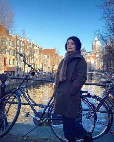 ساره بیات | زندگینامه, جدیدترین عکس ها اینستا و بیوگرافی ساره بیات