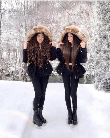 عکس لباسهای زمستانی دخترانه 2019 | عکسهای لباس زمستانی دخترانه 2019