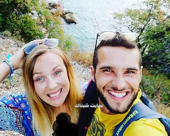 عکس های ماریو بودیمیر و همسرش , همسر ماریو بودیمیر بازیکن پرسپولیس