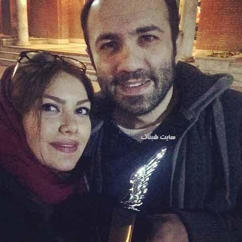 بیوگرافی فرزین صابونی و همسرش