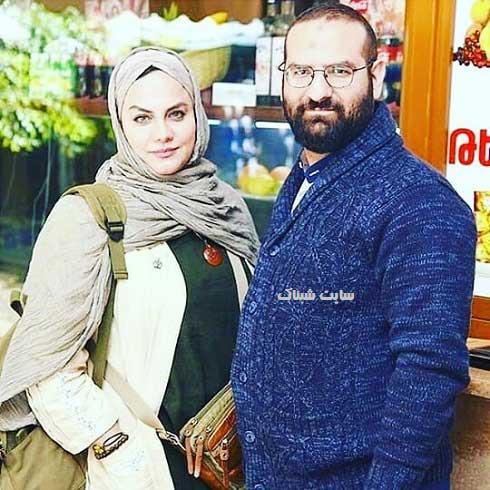 بیوگرافی نرگس آبیار و همسرش , زندگی نامه نرگس آبیار و همسرش حسین قاسمی