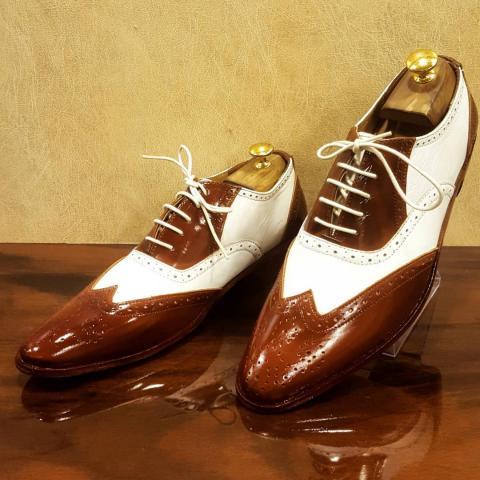 تصاویری زیبا و شیک از مدل کفش مردانه مجلسی جدید ویژه نوروز 98
