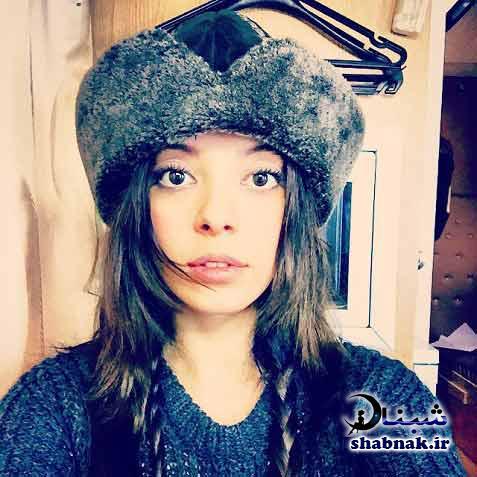 سلین شکرجی بازیگر نقش آیسو مادر اویکو در سریال ترکی دخترم کیست