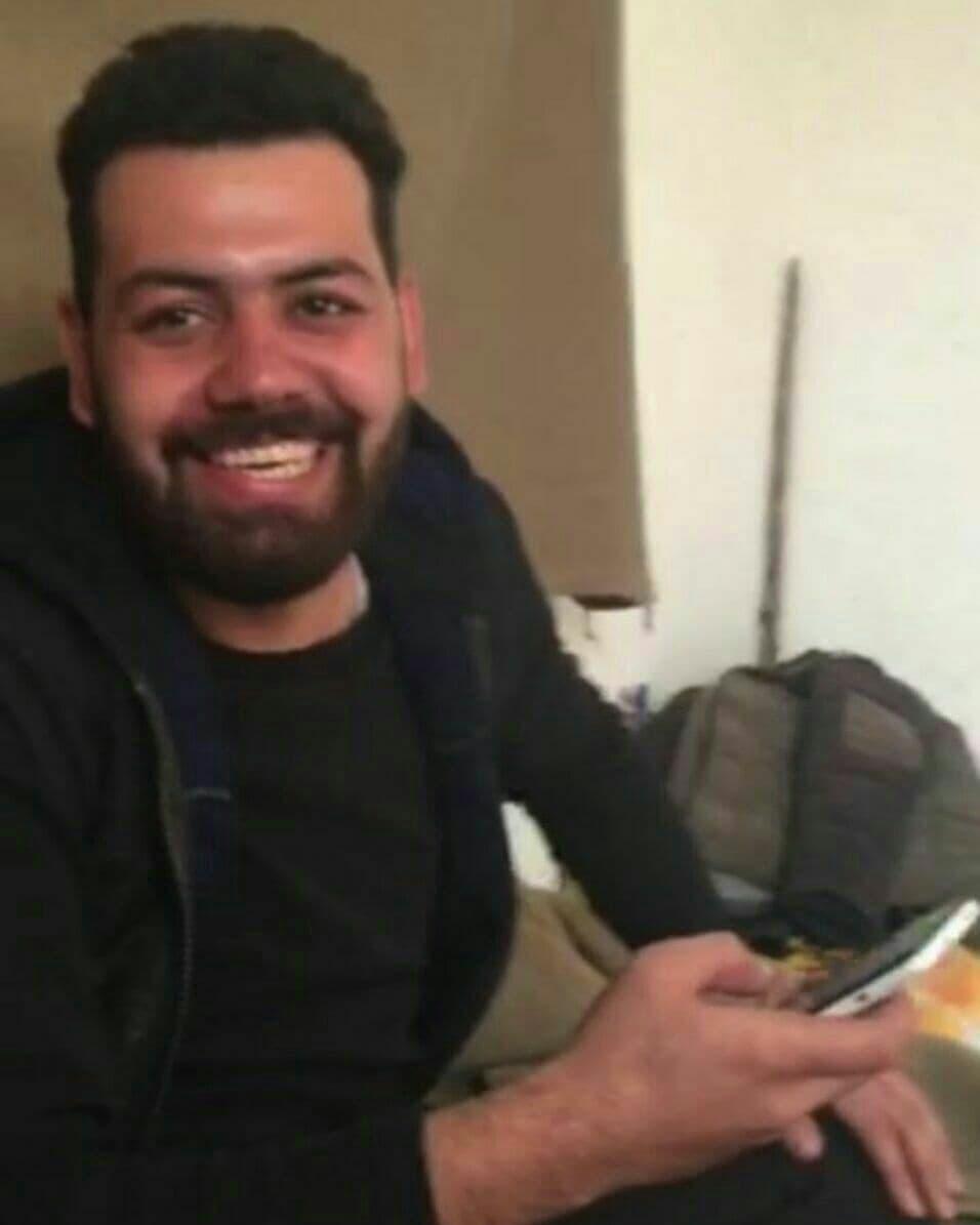 کلیپ شهید مدافع حرم مجید قربانخانی