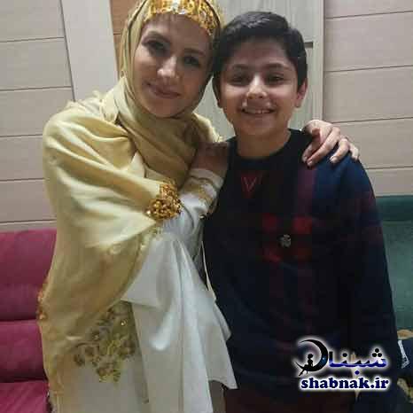 ژیار محمدزاده و خاله شادونه