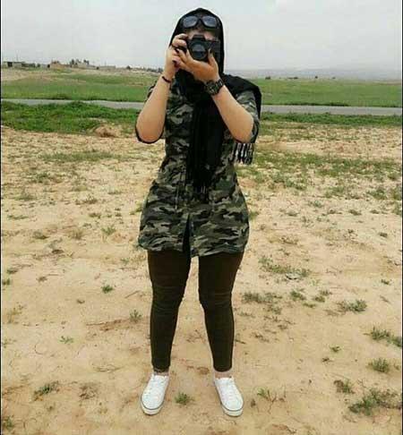 دختر عکاس , عکس دختر عکاس برای پروفایل