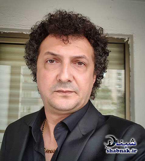 عکس های مهرداد نصرتی خواننده