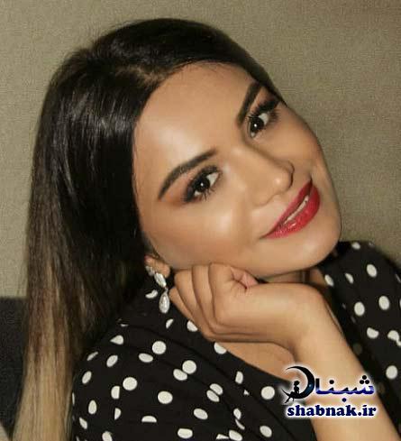 همسر تورکان ولی زاده خواننده آذربایجانی