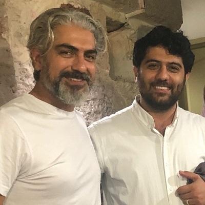 اشکان کمانگری خواننده تیتراژ سریال ستایش 3
