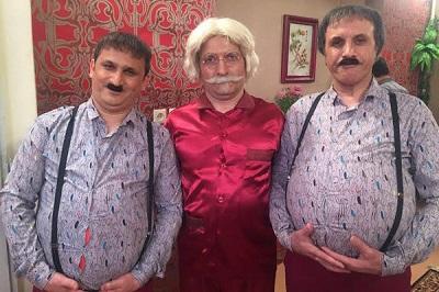 عکس های بازیگران سریال دوقلوها