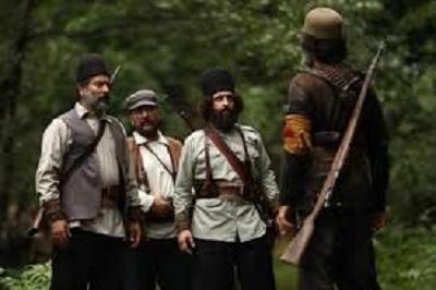 حمیدرضاپگاه بازیگر نقش محمود خان در سریال گلیه وا