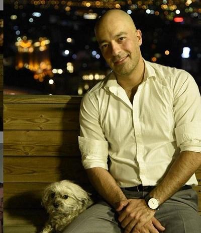 تصاویر جدید سامان دارابی بازیگر نقش فرهاد در سریال زیر همکف
