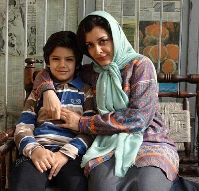 تصاویر جدید راستین عزیز پور بازیگر جوان سریال از سرنوشت نقش سهراب