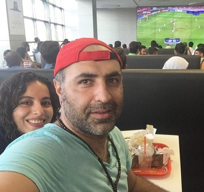 تصاویر شخصی تینو صالحی بازیگر سریال دل
