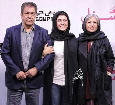 تصاویر خانوادگی رخشان بنی اغتماد کارگردان سینما