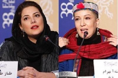 تصاویر بازیگران جشنواره فجر 98