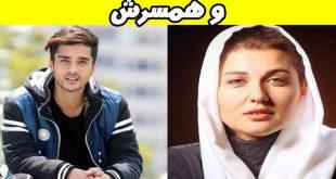 بیوگرافی ساعد سهیلی بازیگر و همسرش + تصاویر