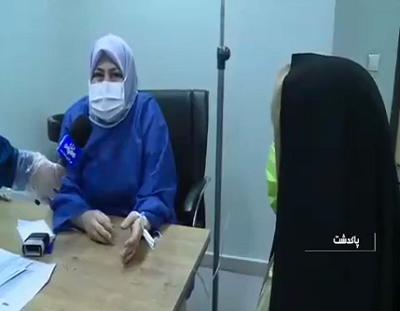 دکتر شیرین روحانی راد پزشک پاکدشت بر اثر کرونا درگذشت +تصاویر