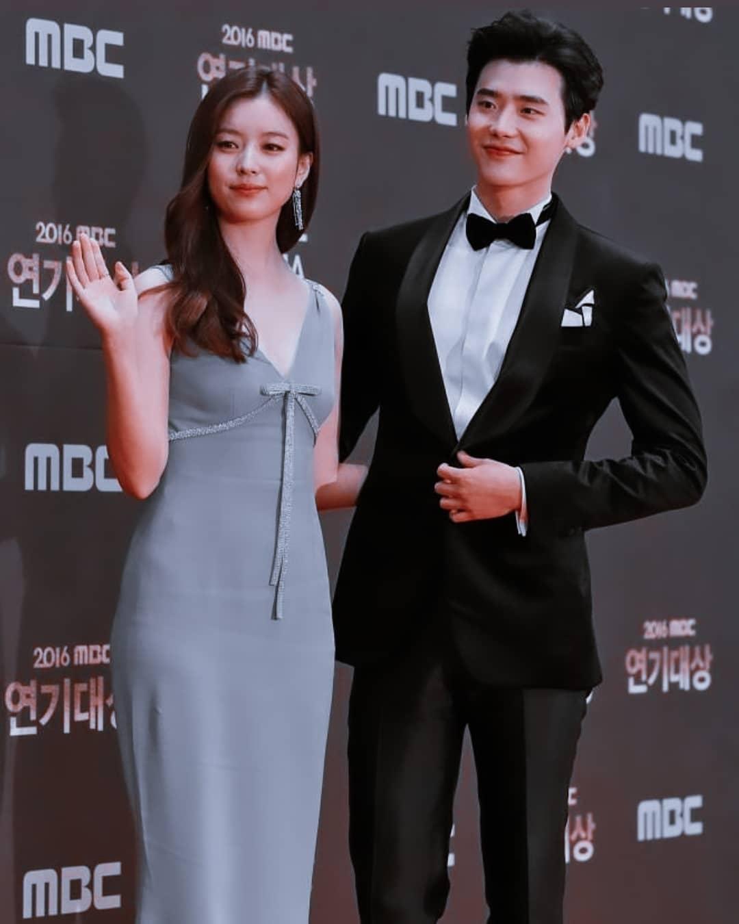 هان هیو جو و همسرش و فرزندش