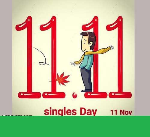 عکس نوشته روز جهانی مجردها