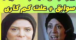 بیوگرافی مهناز انصاری بازیگر