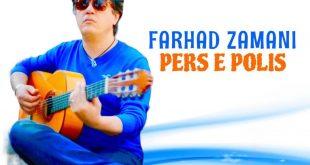 Farhad Zamani New Music , PERSEPOLIS