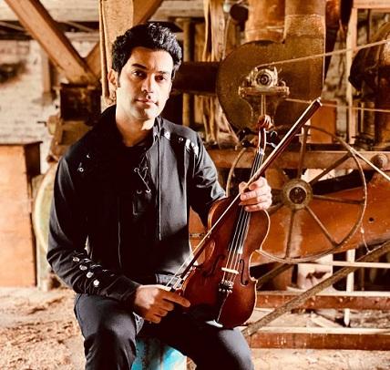 بیوگرافی بهنام فرنیا نوازنده ویولن مشهور ایرانی