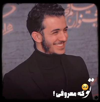 ali shadman 3 - بیوگرافی علی شادمان بازیگر و همسرش + عکسها و اینستاگرام